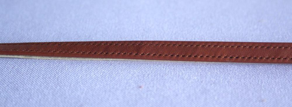 Correa 7 mm Marrón