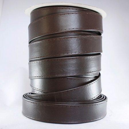 Tira Plana para correas y bolsos. Asa de 30mm de piel