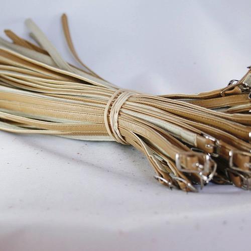 Correas de piel de 7 – 10 mm