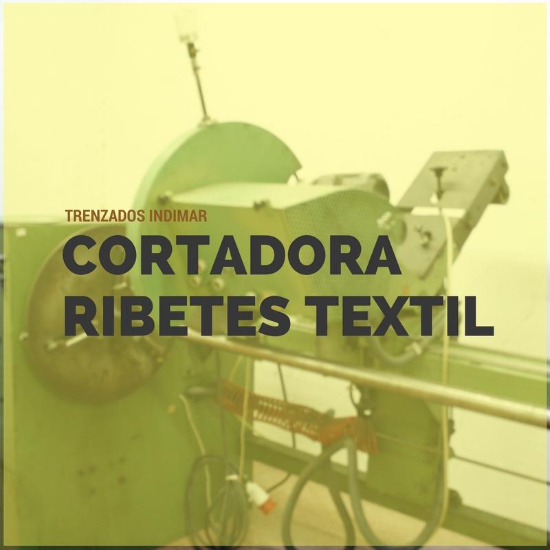 Máquina de corte textil